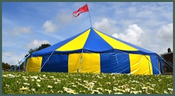 Circus Tents for Hire