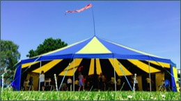 circus big top days in schools